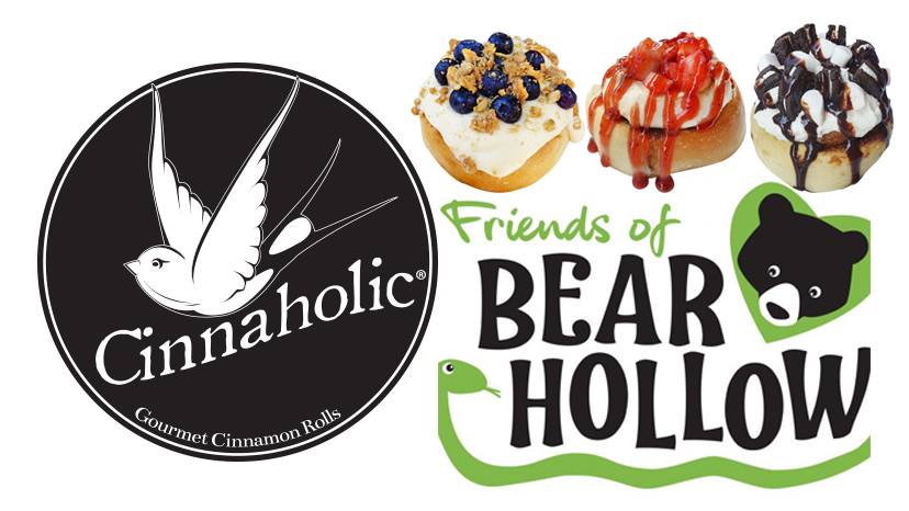 Cinnaholic percentage day Mar 9